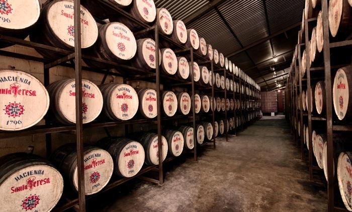 The Solera Cellar